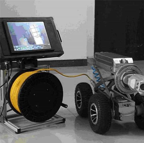 管网检测机器人